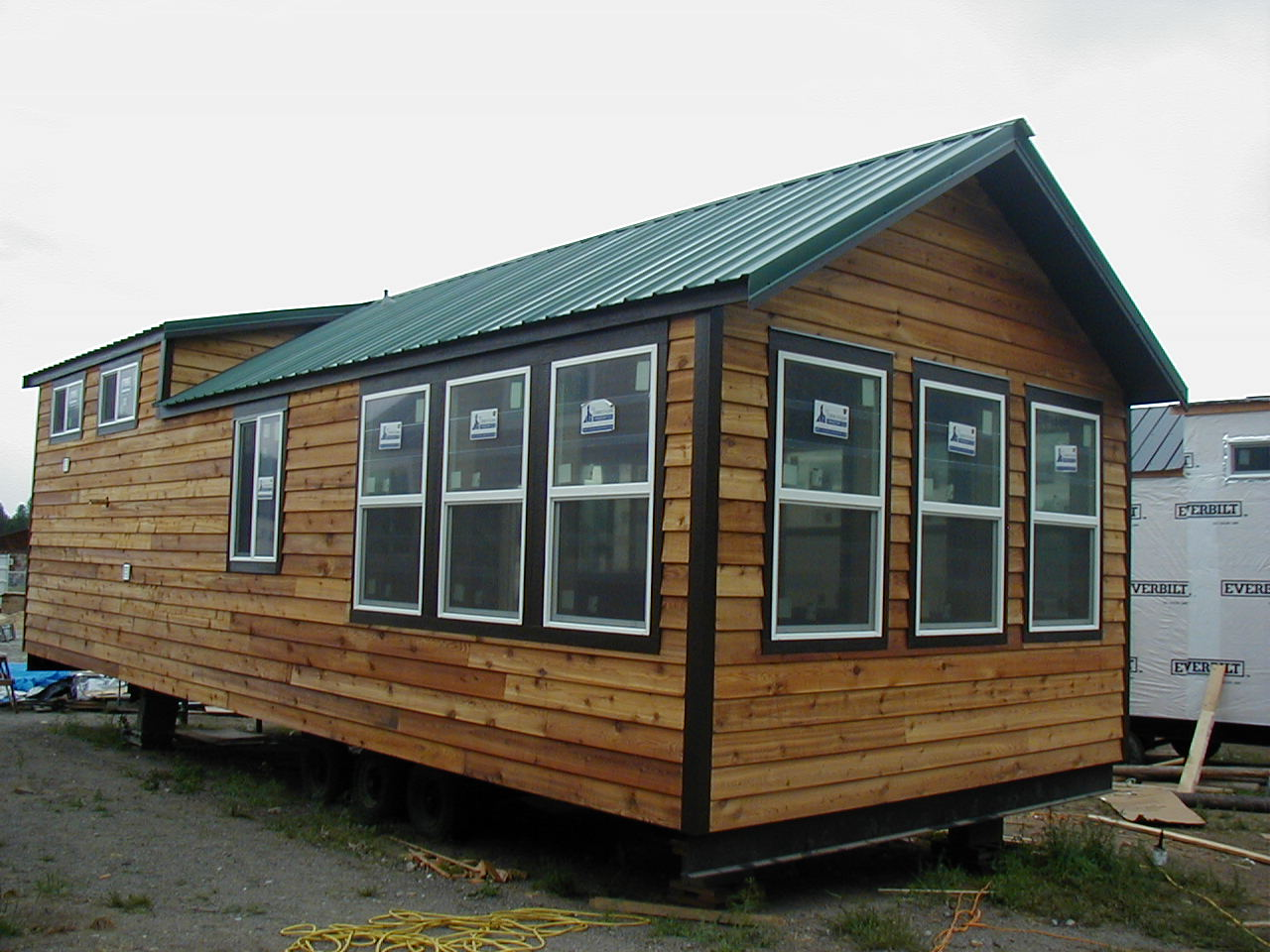 Stay In Our Cabins