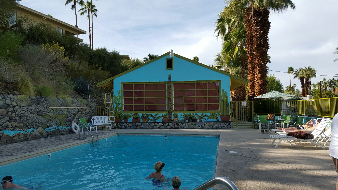 Horizon Mobile Village And Rv Park Palm Springs California