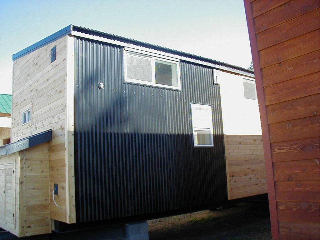 12' X 33' Urban Cabin