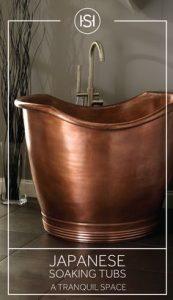 Japanese Soaking Tiny Bath Tub