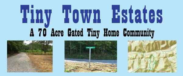 Tiny Homes Estates: Thorn Hill, Tennessee