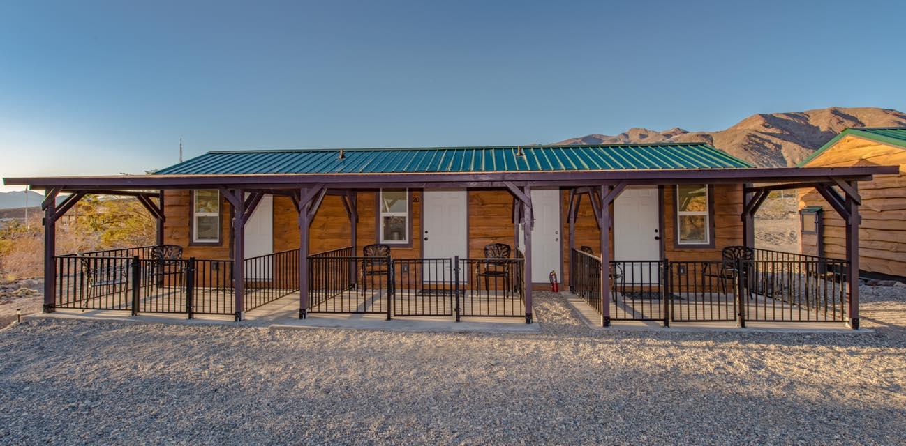 Cedar Cabin Triplex