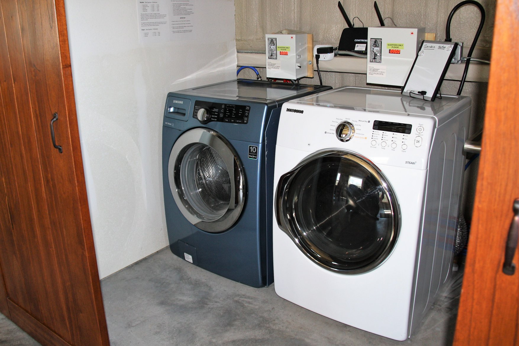 vintage laundry