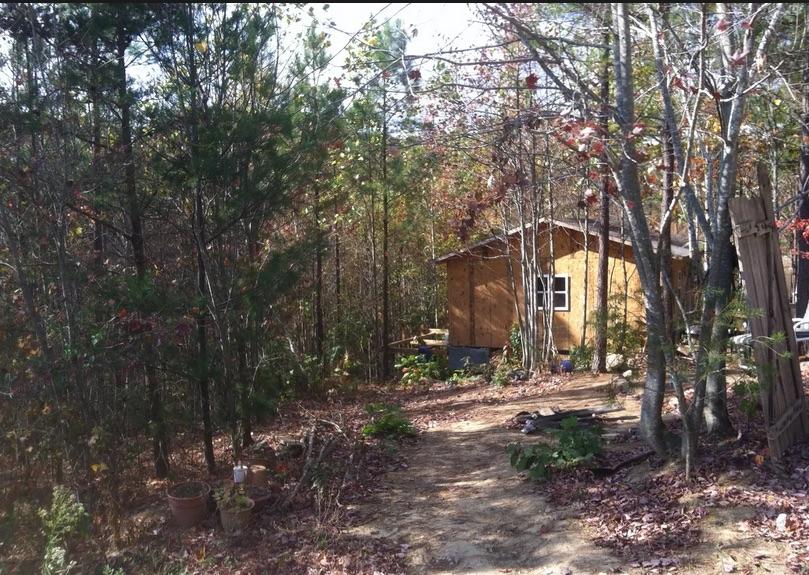Tiny House Village at Fall Creek Falls