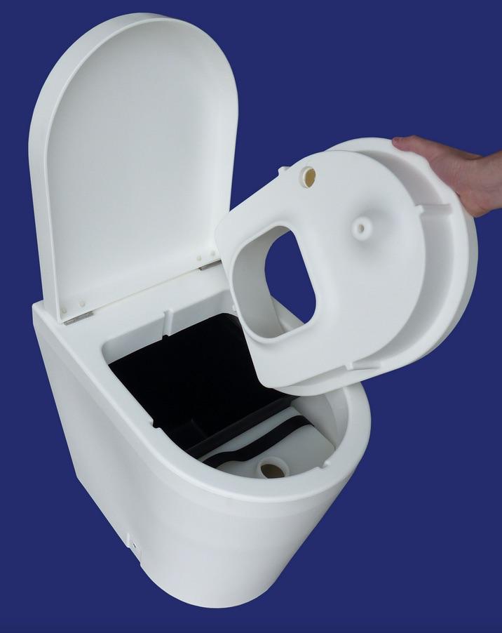Sun-Mar GTG Compost Toilet