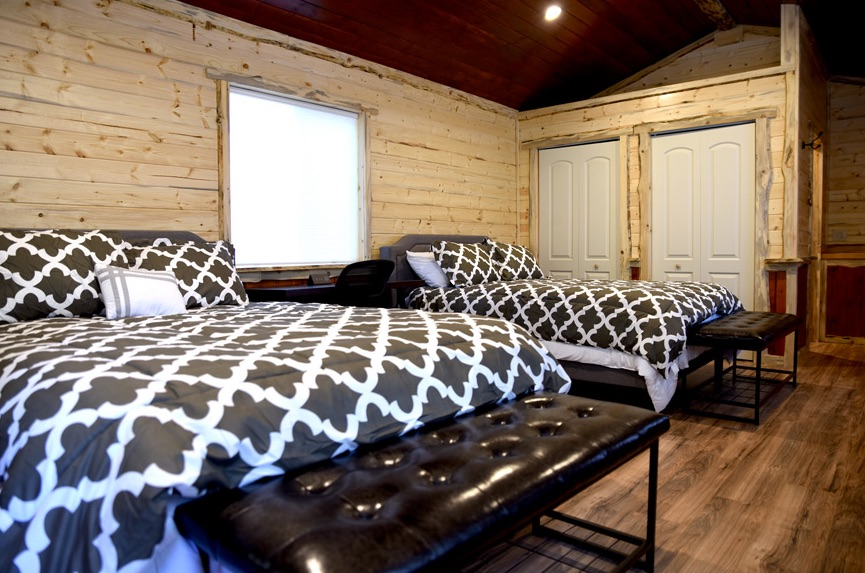 Jae 2 Double Beds