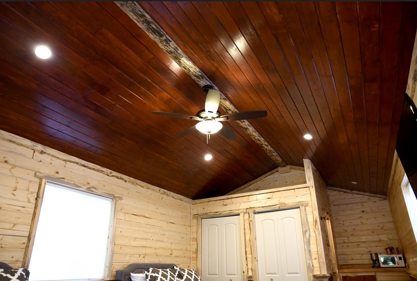 Jae Dark Ceiling
