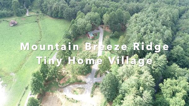Mountain Breeze Tiny Village